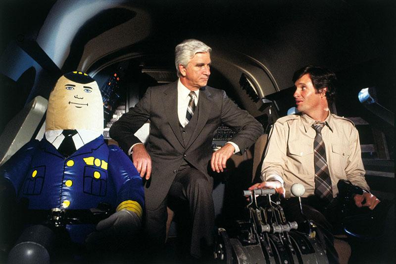 Az igazi áttörés 1980-ban, az Airplane