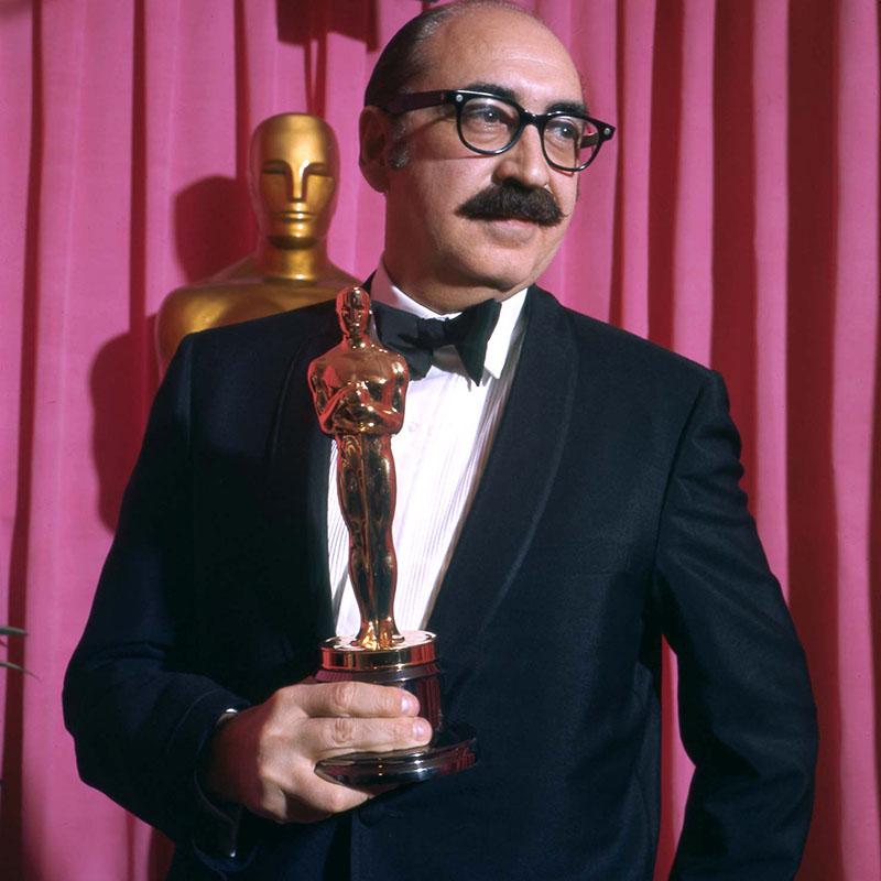 Az Oscar-díjjal