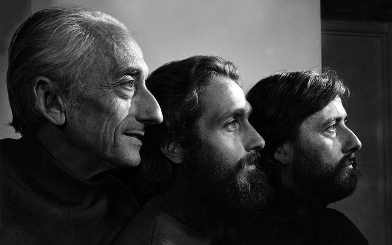 Cousteau és fiai