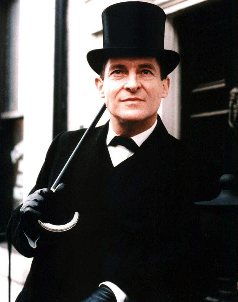 Jeremy Brett, a leghíresebb Holmes