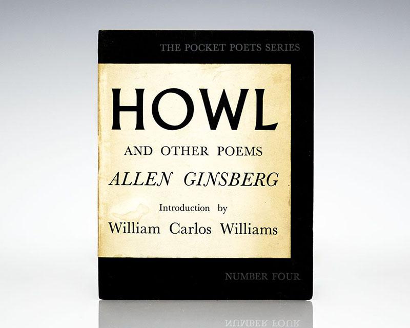 Allan Ginsberg: Üvöltés és más versek