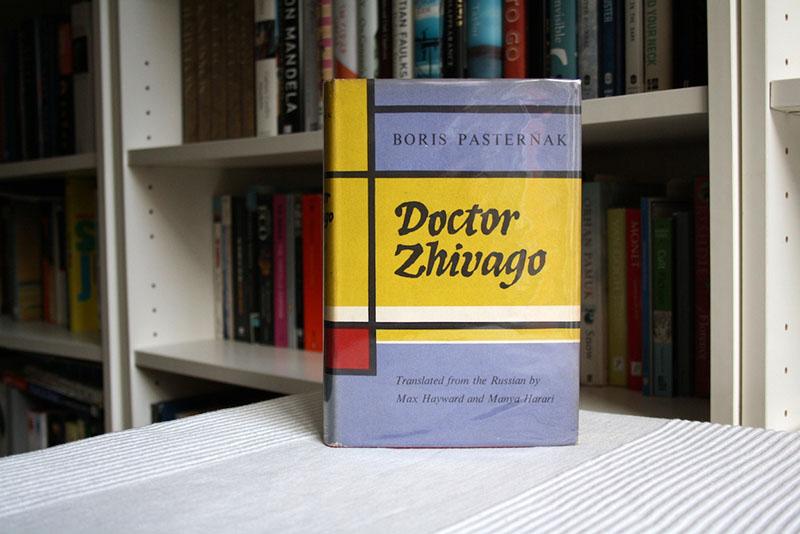 Borisz Panszternak: Doktor Zsivágó