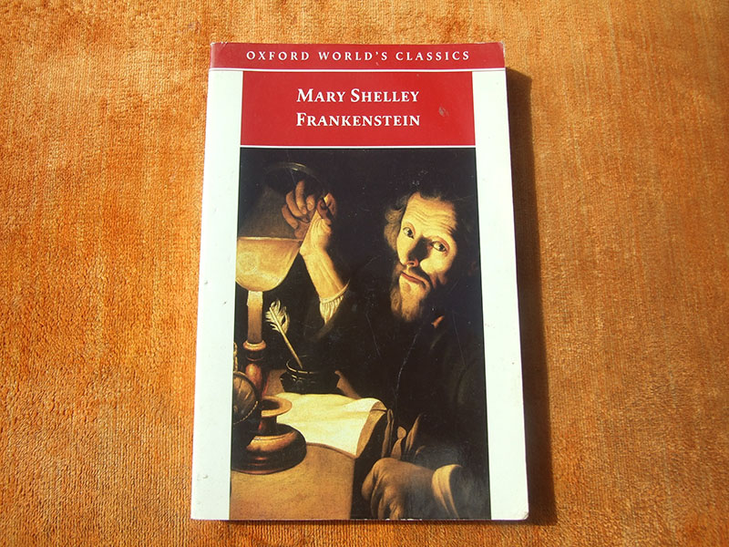 Mary Shelley: Frankenstein, avagy a modern Prométheusz
