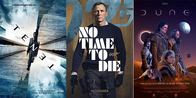 2020 második felének leginkább várt filmjei