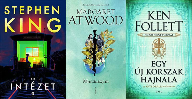 A leginkább várt könyvek 2020 második félévéből