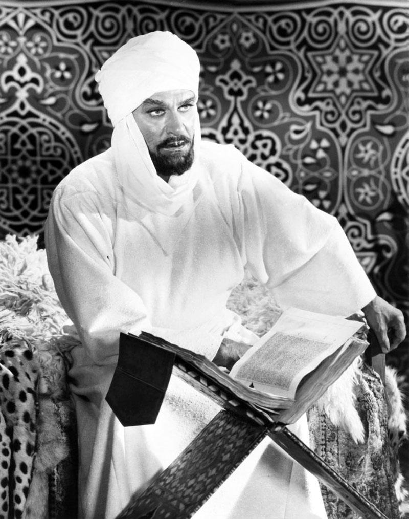 A Khartoum - A Nílus városa című filmben