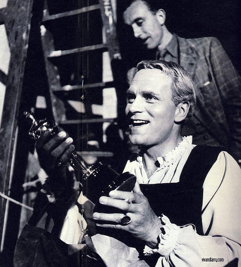 A Hamlet Oscar-díjával