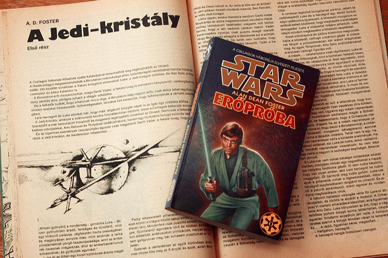 Egy Star Wars-történet a Robur lapjain