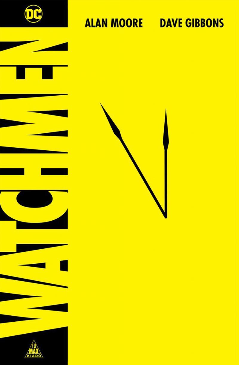 A Watchmen képregényt jelenleg idehaza a Fumax Kiadó gondozza
