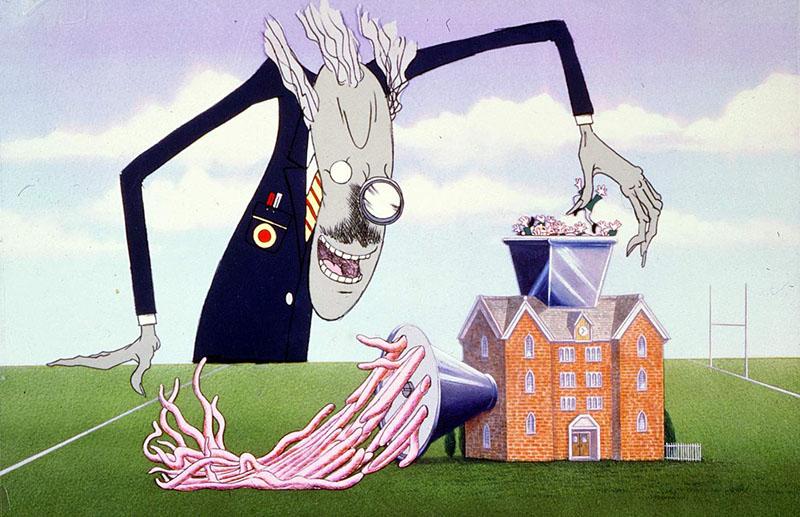 Gerald Scarfe animációi