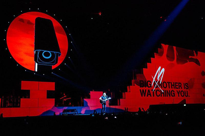 A Roger Waters The Wall színpadi show