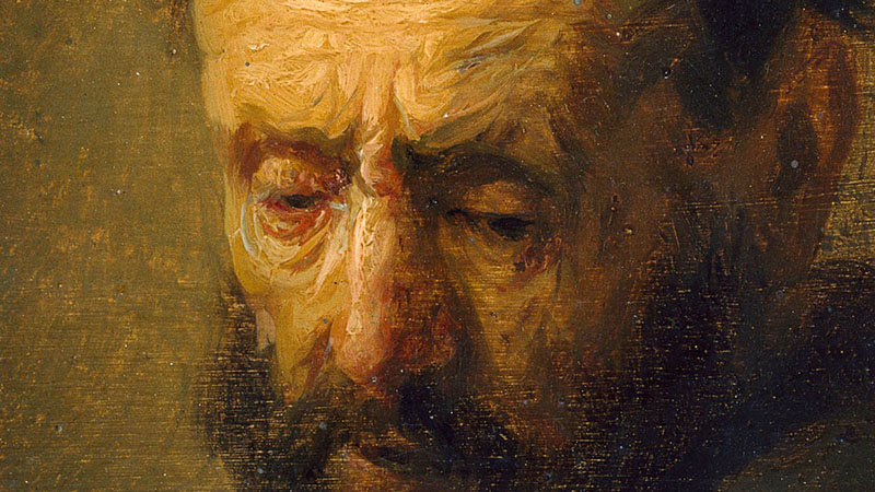 Kis híján egy raktár mélyén végezte Rembrandt-műve