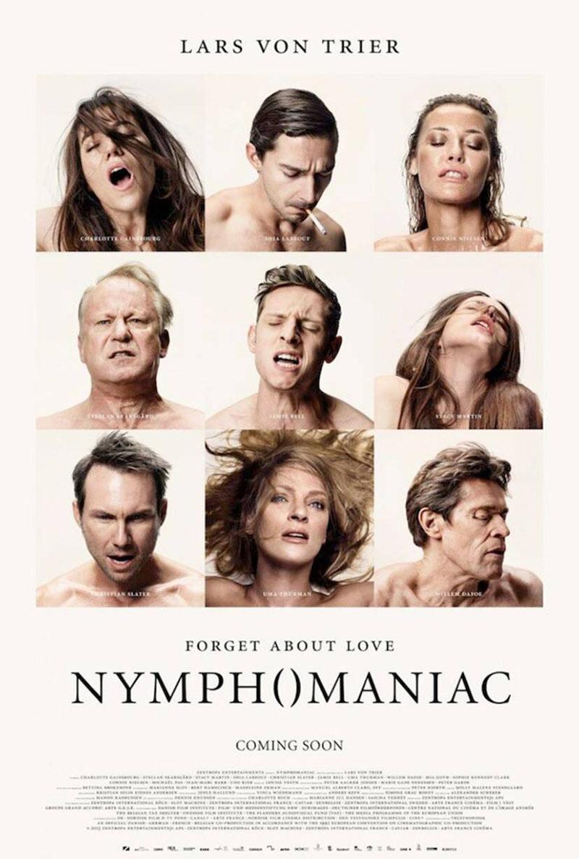 A nimfomániás