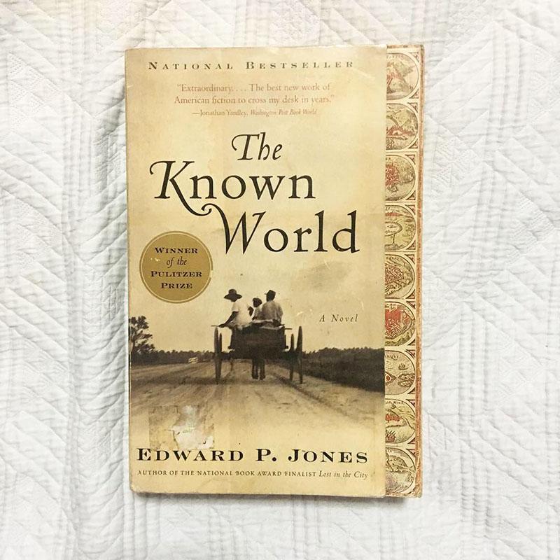 Edward P. Jones: Az ismeretlen világ
