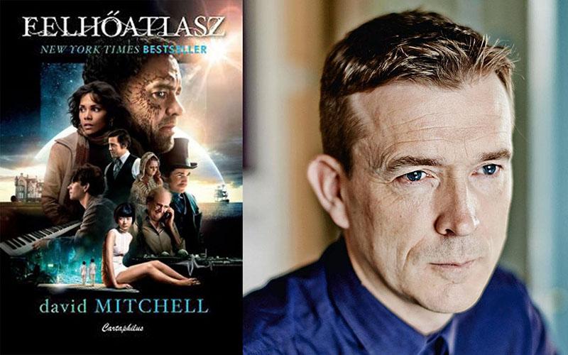 David Mitchell és a Man Booker-díjra jelölt Felhőatlasz