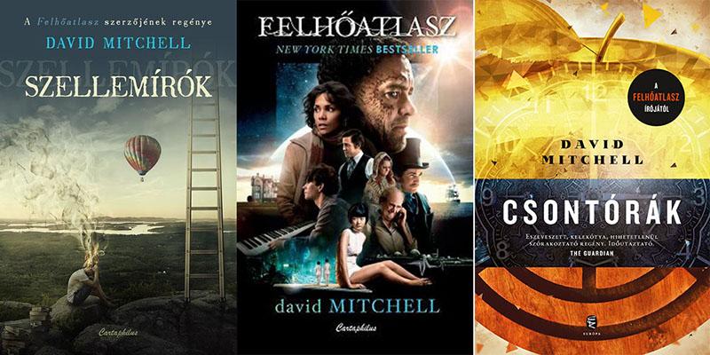 A magyarul megjelent Mitchell-regények