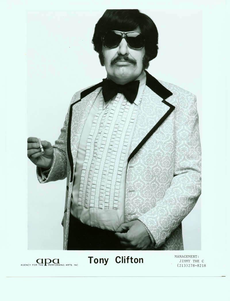 Az igazi Tony Clifton
