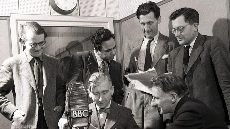 Kollégák közt a rádiónál