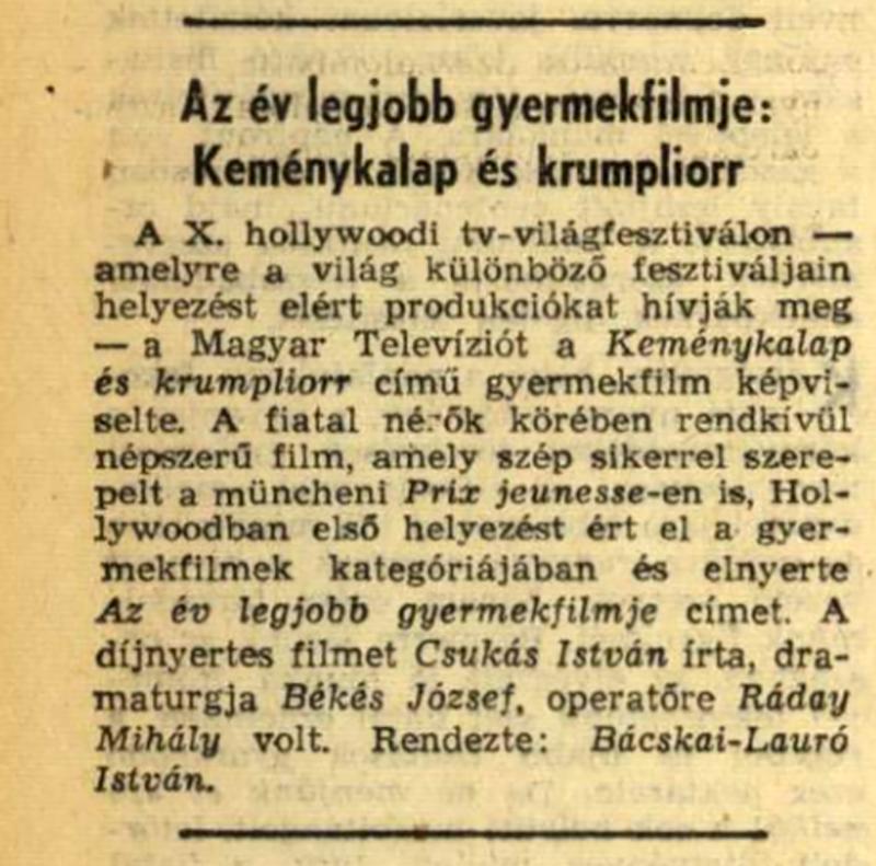 Magyar Hírlap, 1975-05-03