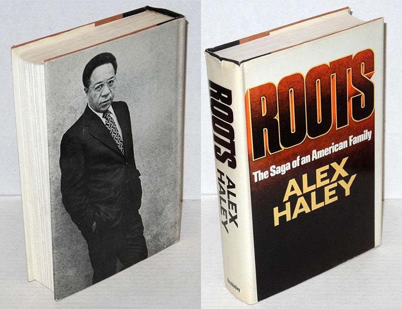 Alex Haley: Gyökerek