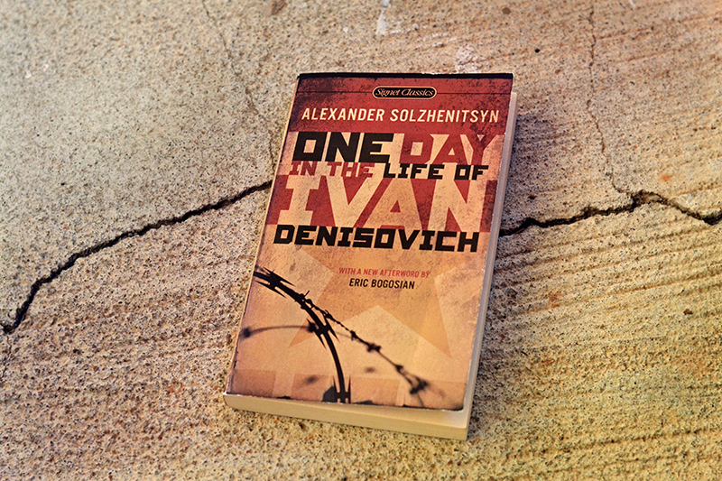 Alexandr Szolzsenyicin: Ivan Gyenyiszovics egy napja