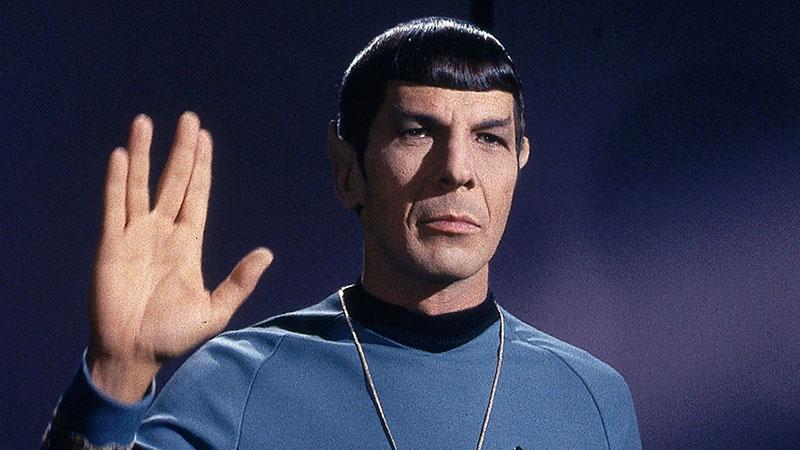 Leonard Nimoy 1966 és 2013 között bújt világhírű karaktere bőrébe