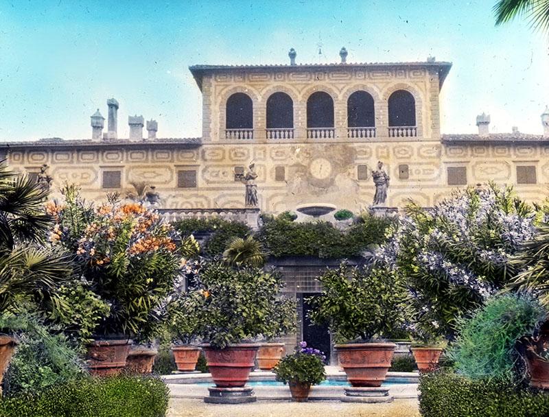 Firenze. Villa Palmieri