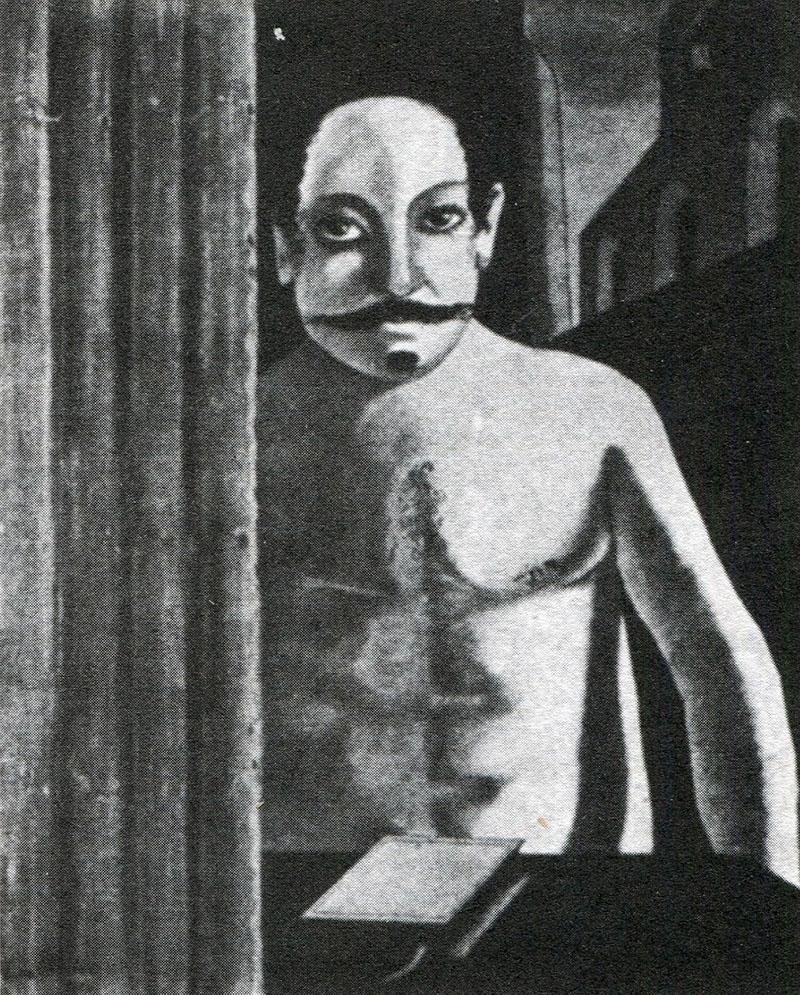 André Breton: A gyermek agya ébredése