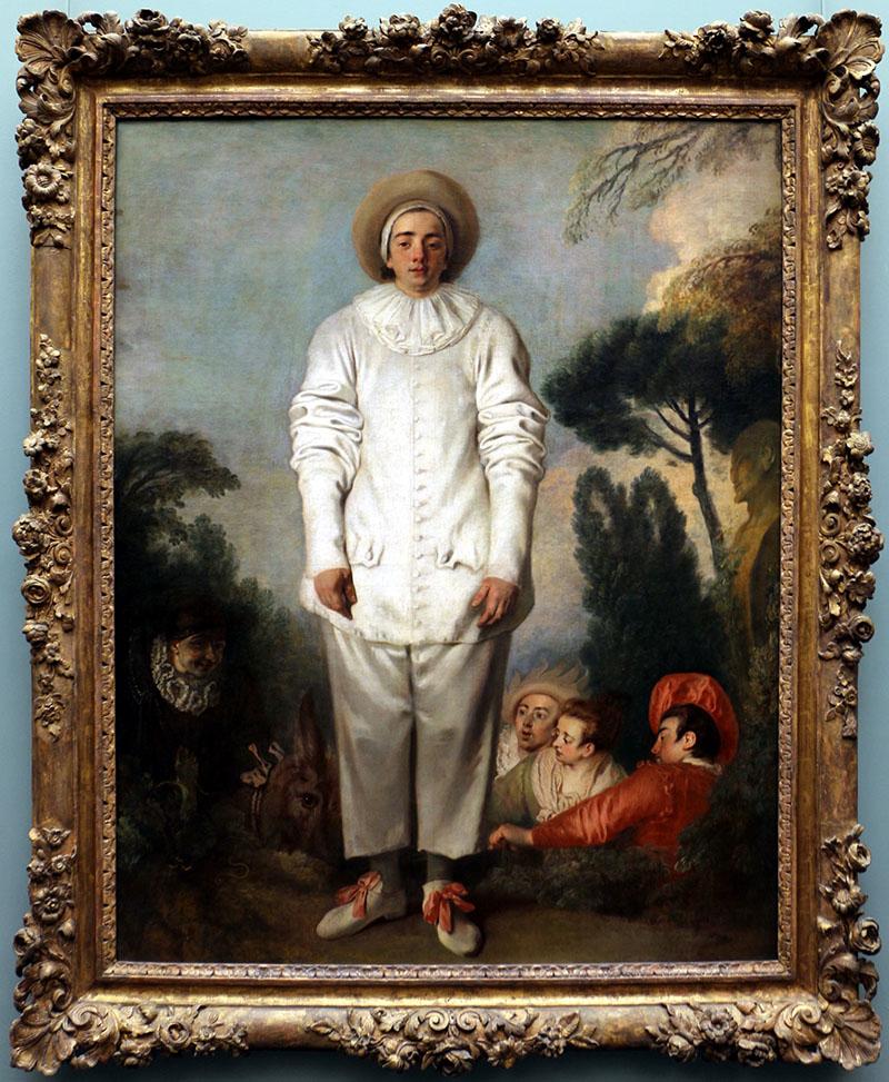 Watteau: Gilles
