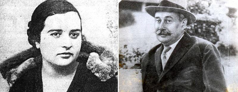 Krúdy és Zsuzsanna /Forrás: cultura.hu/