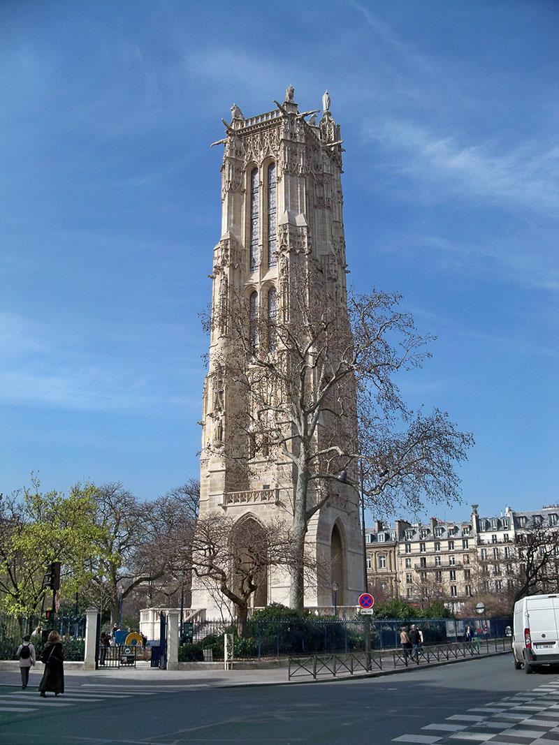 A Saint-Jacques torony