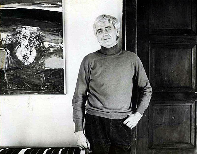 Mészöly Miklós (Szekszárd, 1921. január 19. ̶ Budapest, 2001. július 22.)