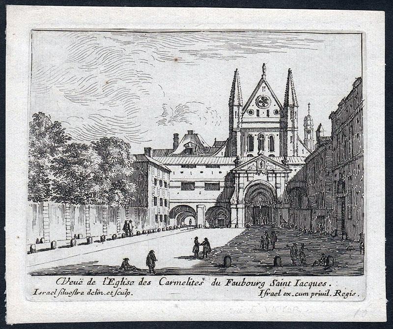 A Karmelita kolostor