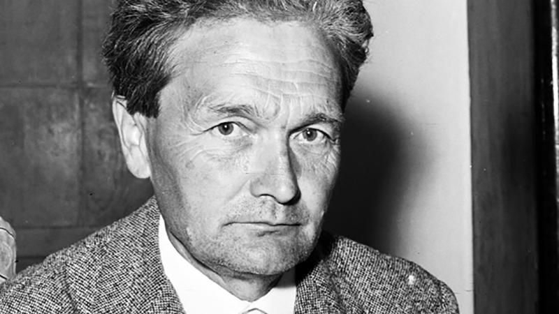 Németh László (1921. április 18. – 1975. március 3.), fotó 1963-ból