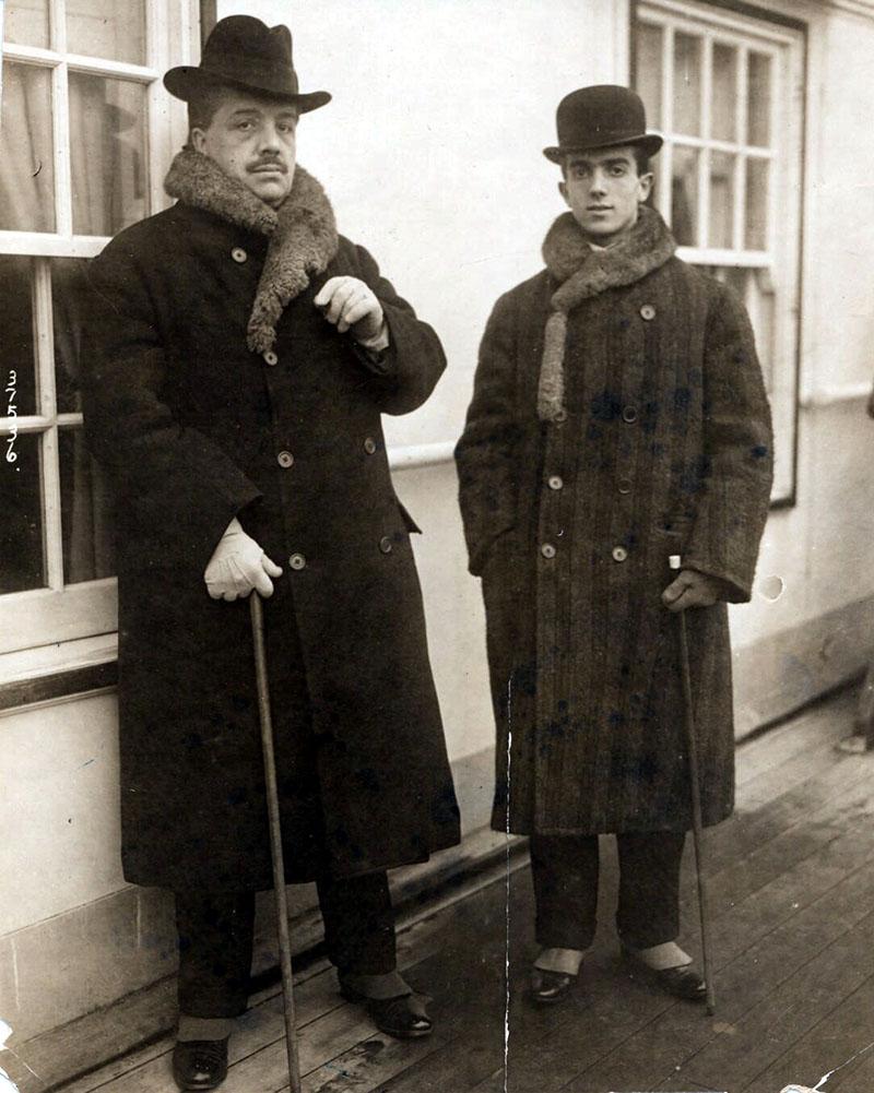 Gyagilev és Massine