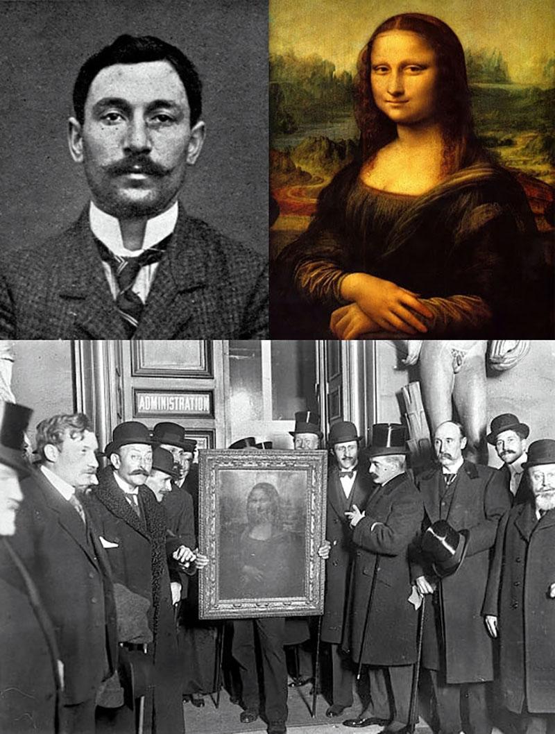 A tolvaj, a festmény és a megtalált Mona Lisa