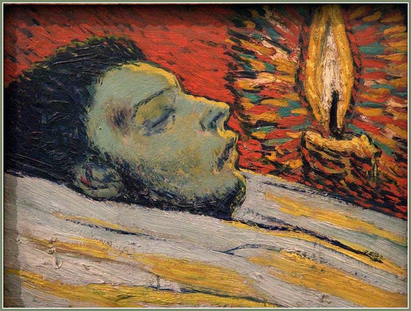 Picasso: Casagemas halála