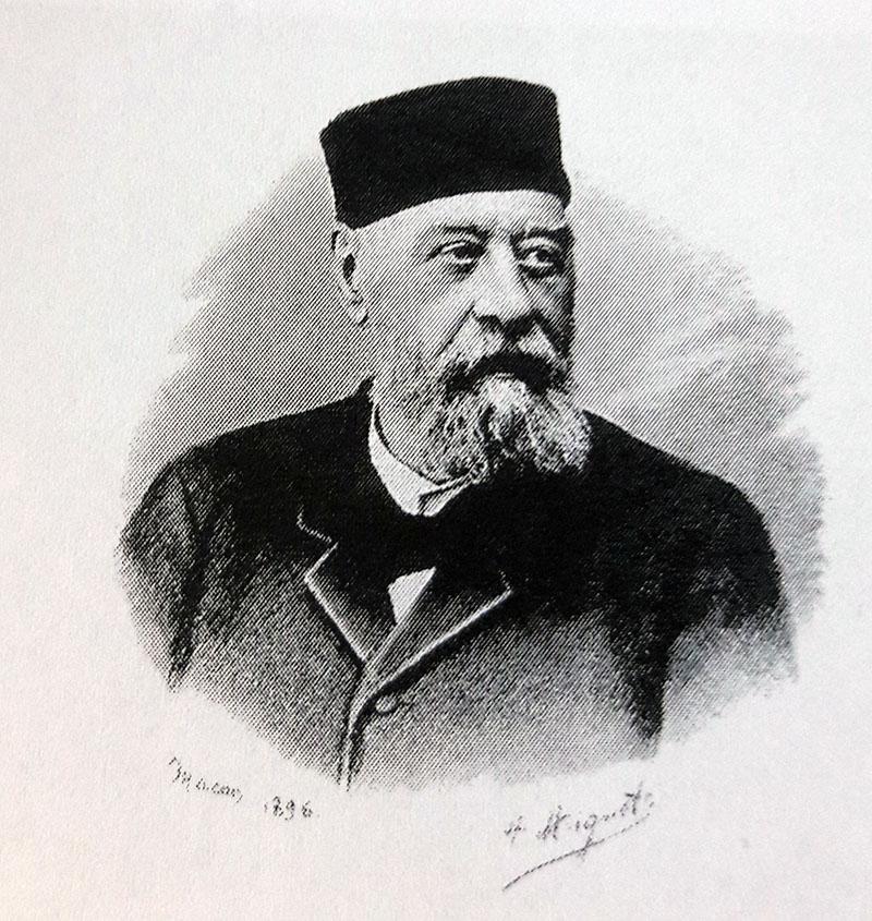 A nagypapa, Charles Schweitzer