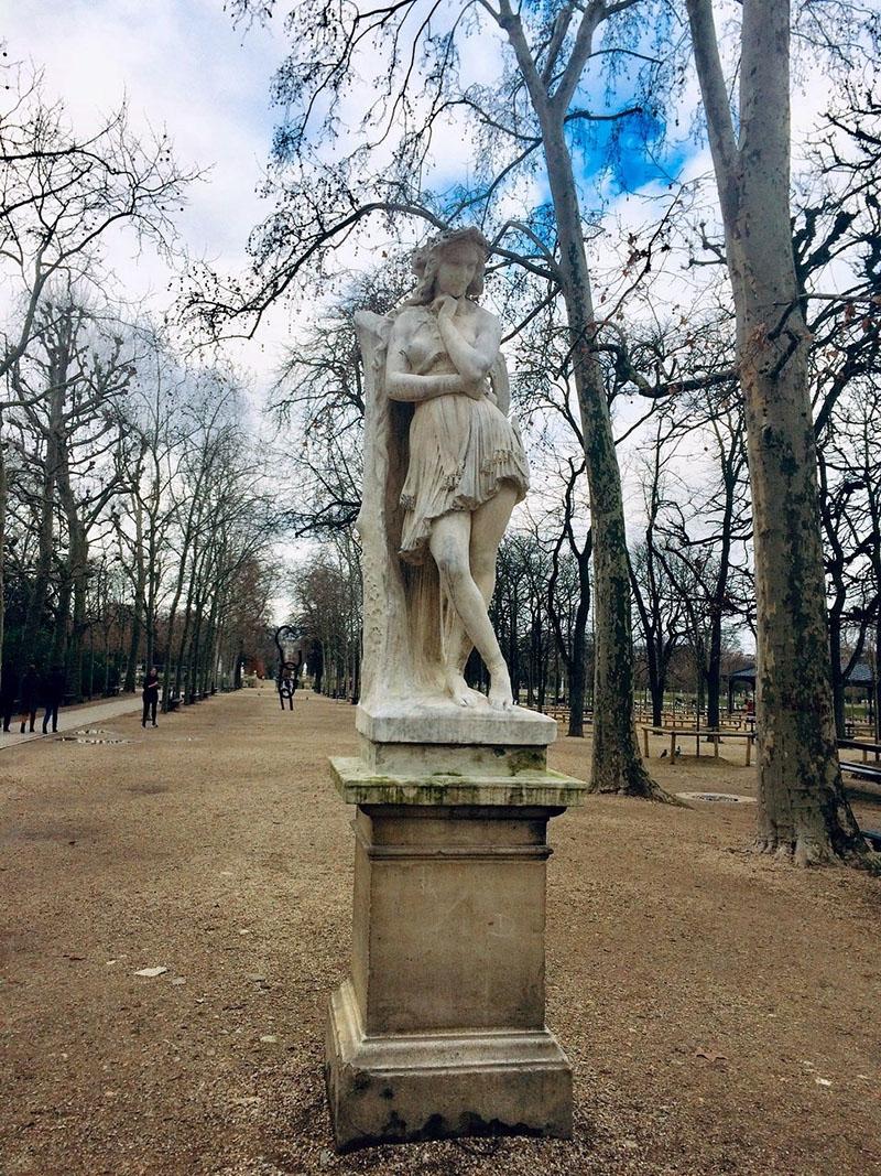 A Velléda-szobor
