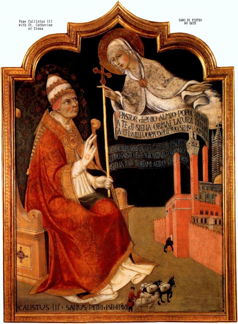 III. Kallixtusz pápa