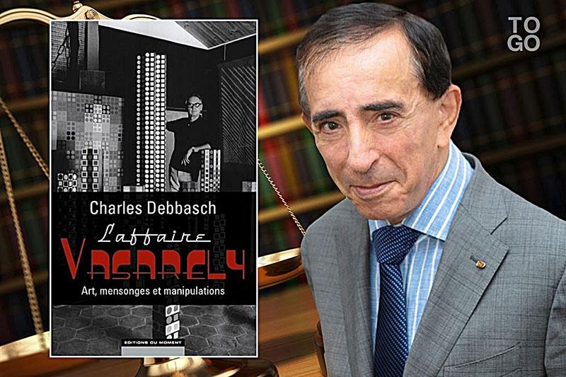 Charles Debbasch könyvével