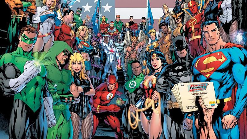 DC is legendás képregényeket ad most ingyen
