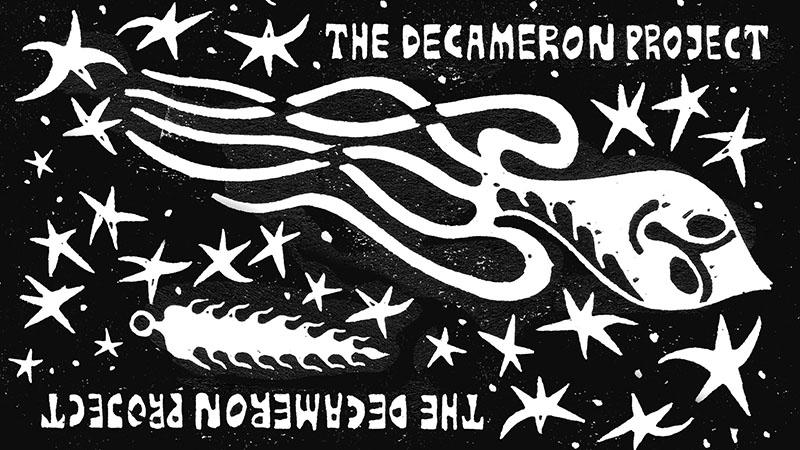 A Dekameron-projekt a járvány egyik első irodalmi kezdeményezése volt
