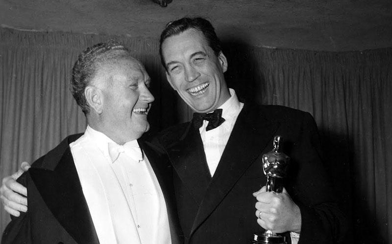 Huston, és az Oscar-díj