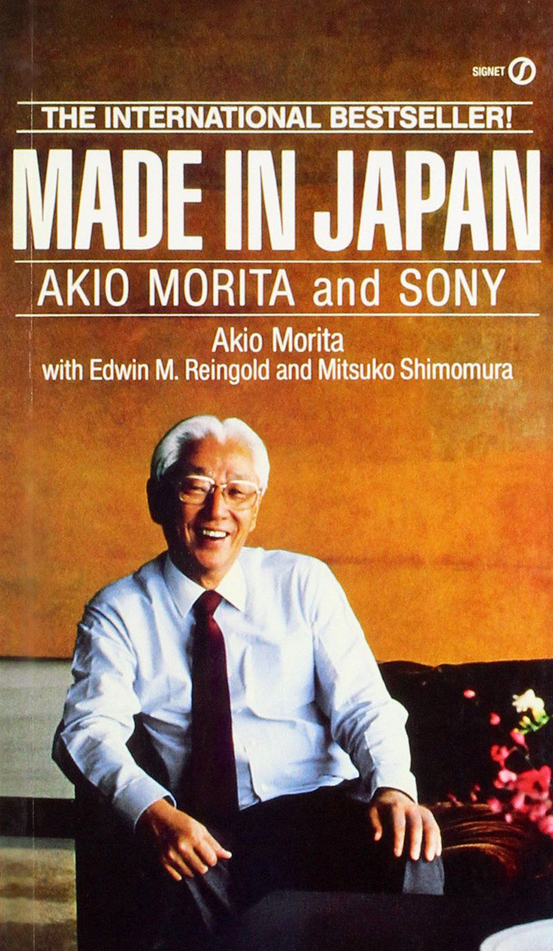 Akio Morita: Made in Japan