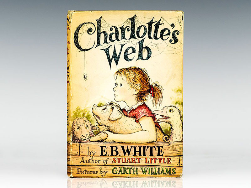 E. D. White: Malac a pácban