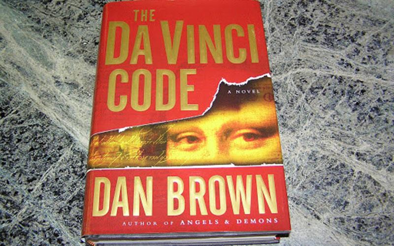 Dan Brown: A Da Vinci kód