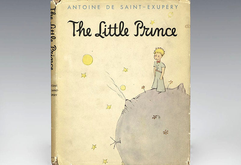 Antoine de Saint-Exupery: A kis herceg