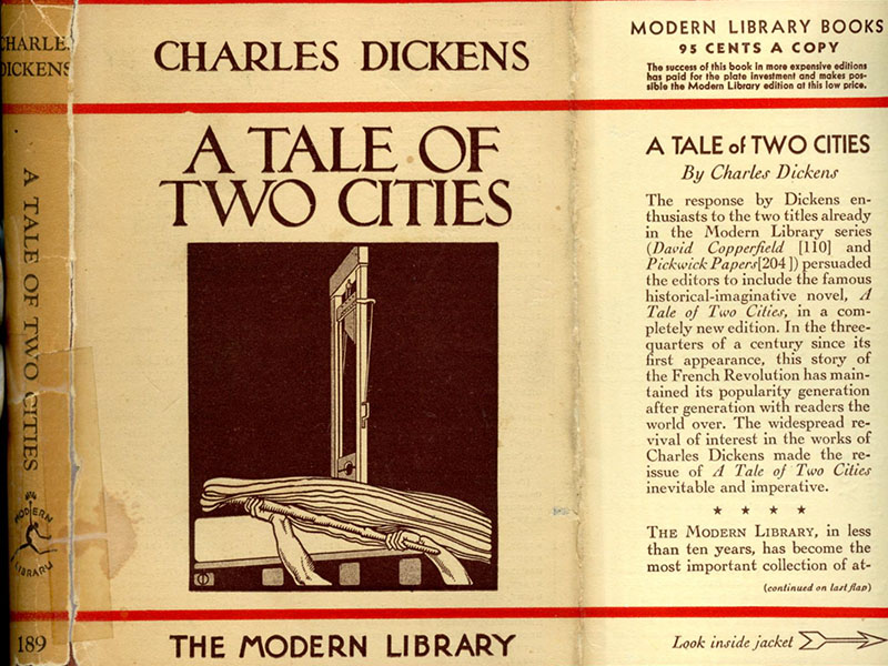 Charles Dickens: Két város regénye