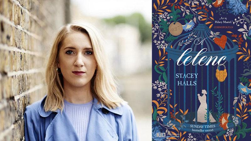 Stacey Halls: A lelenc